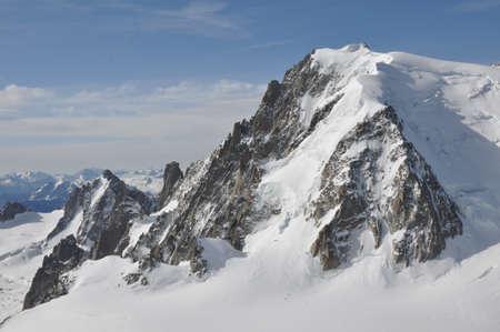 majestic mountain: majestic mountain Stock Photo