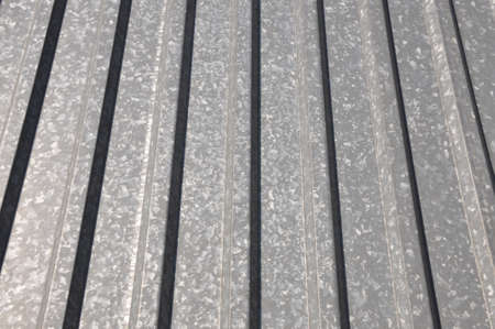 Corrugated sheet photo
