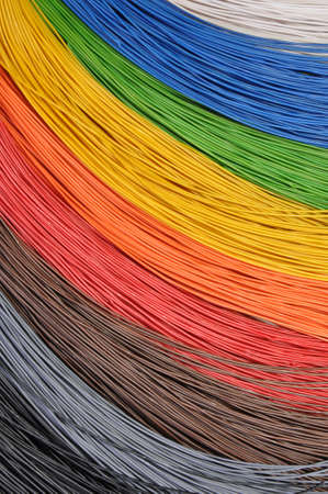 The colors of broadband networks photo