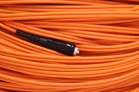 Optical cable for broadband networks