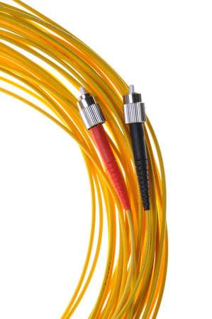 Connecteurs à fibres optiques