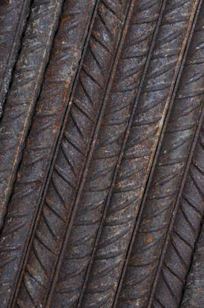 Steel reinforcement heavy industry Stock Photo - 13302236