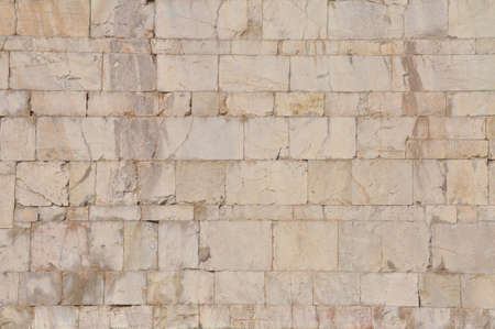 stones: Facade of the cathedral, the stone background