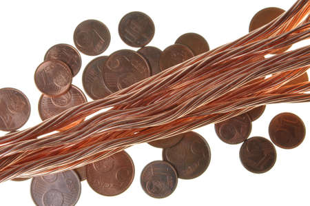 The increase in prices of raw materials and energy photo