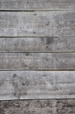 Old wooden texture, natural gray background Stock Photo