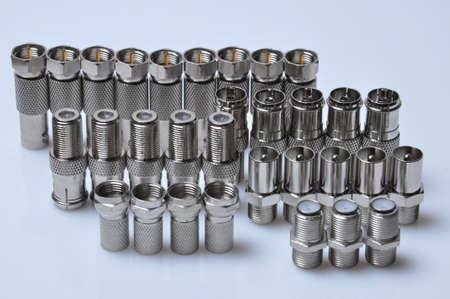 coax: A set of coaxial connectors