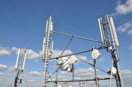 Masten en antenne cellulaire systemen