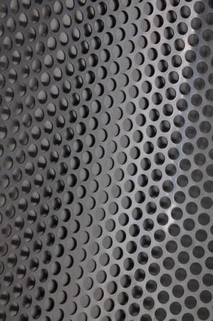 Metal sheet surface with holes Stock Photo - 15947912