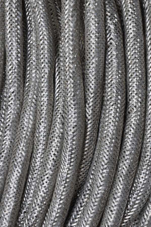 Stainless steel braid photo