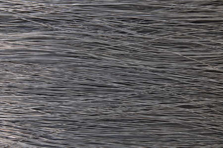 Steel wire industry background photo