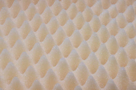 Foam acoustic surface background