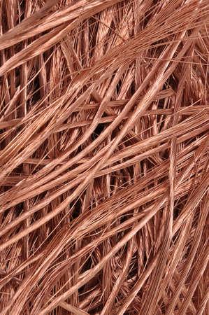 materia prima: Pure fili di rame materie prime per l'industria di fondo