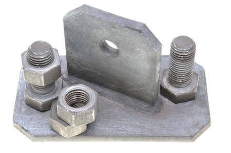 nuts and bolts: Screws and other metal parts