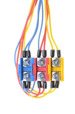 Stromsteckdosen Für Residencial Nutzung Bereit, Installiert Werden ...