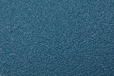 Oppervlak van de blauwe schuurpapier