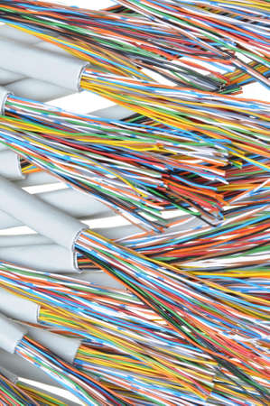 telecommunication equipment: Telecommunication cables
