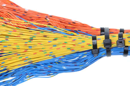 multicore: Network cables, transmission of data in telecommunications