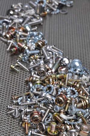 componentes: Componentes pernos tornillos tuercas arandelas