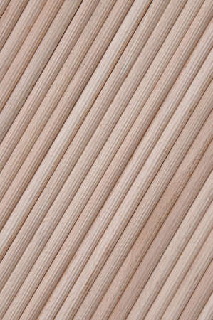 and the stakes: Wooden stakes in rows as background Stock Photo