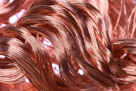 銅線、工業用原料