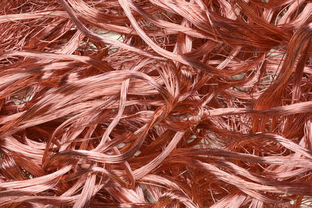 raw materials: Copper wire, industrial raw materials