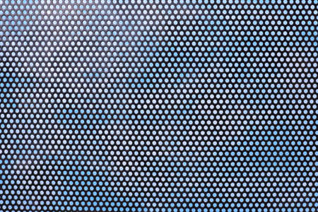 metal grid: Surface of metal grid abstract background