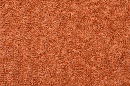 carpet clean: Brown bath towel texture