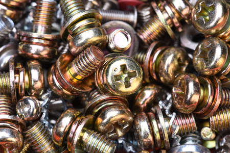 bolts and nuts: Screws nuts bolts and washers