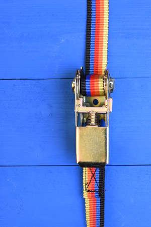 ratchet: Ratchet straps for cargo load