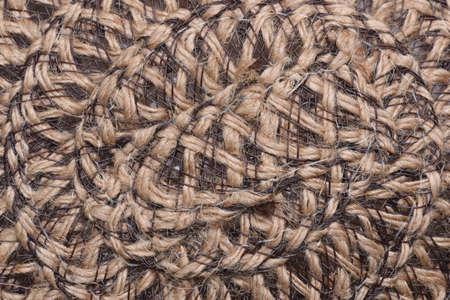 chapeau paille: Chapeau de paille texture gros plan
