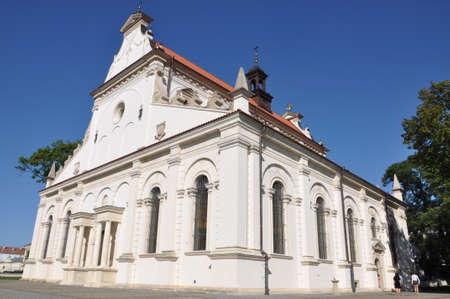 Cathedral St. Thomas the Apostle, Zamosc, Poland