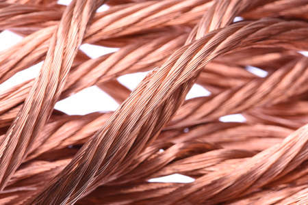 copper wire: Copper wire industry