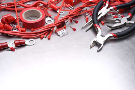 Electrical Installation Tools and Accessories