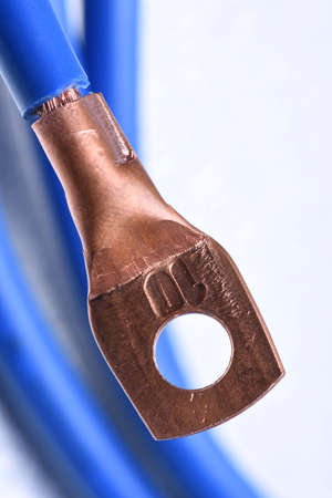 lug: Electric Cable with Tinned Copper Terminal End
