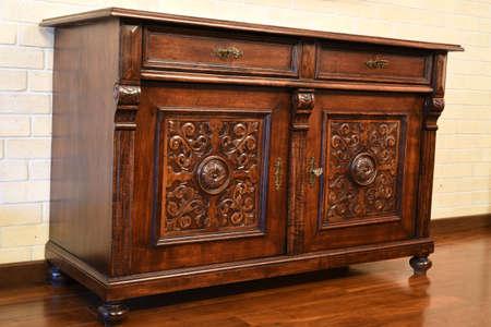 Old Antique Dresser