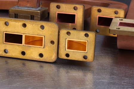 flat: Copper flat tube element
