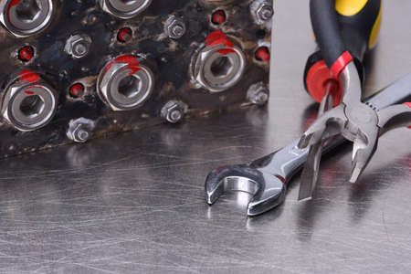 machine parts: Machine Parts and Tools Service