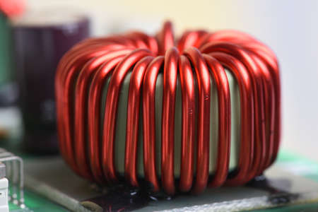 Copper Coil Inductor