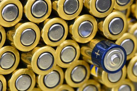Source of energy, AAA batteries