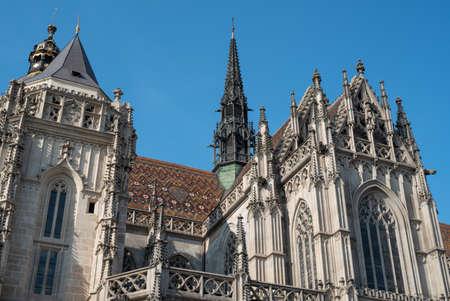 Cathedral of St Elizabeth Kosice Slovakia