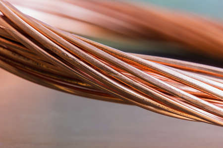 Copper wire cu raw industry production and heavy metallurgical
