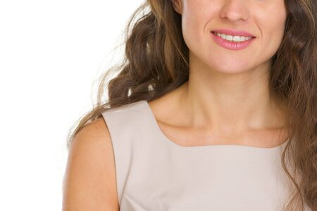 Closeup on young woman Stock Photo - 16882370