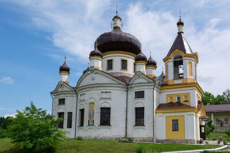 Church of Saint Nicholas in Condrita Monastery, Republic of Moldova