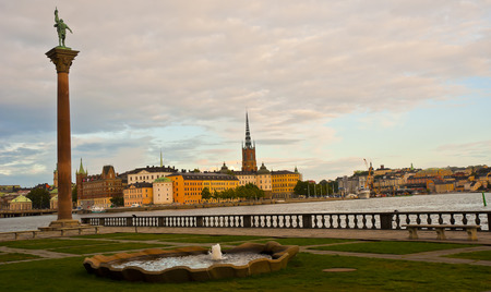 Old Town View, Stockholm, Sweden photo