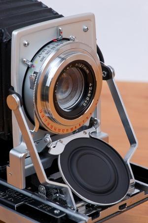 large format camera photo