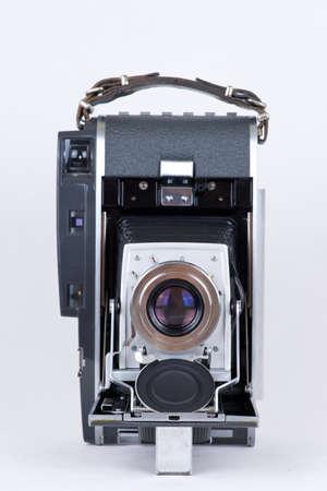 folding camera: Old camera