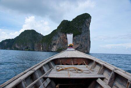 Phiphi island scenery photo