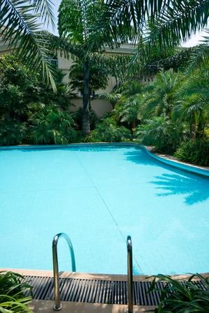kunming: swimming pool of hotel,kunming,china