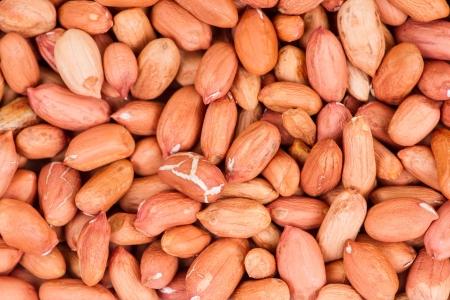 goober peas: Peanuts background Stock Photo