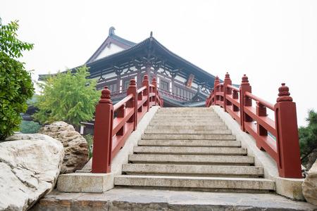 Huaqing Hot Spring,Xi  an,Shaanxi province